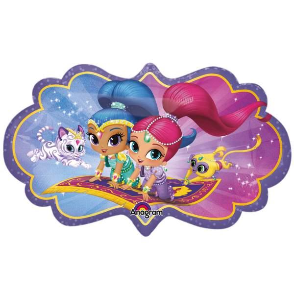 Μπαλόνι Shimmer & Shine 68 εκ