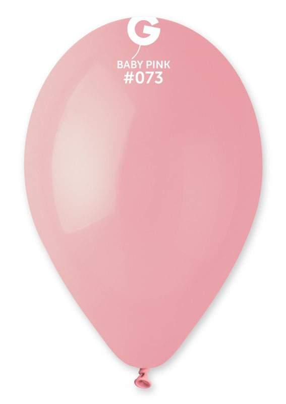 "13"" Baby Pink λάτεξ μπαλόνι"