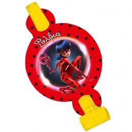 Blowouts Miraculous Ladybug (8 τεμ)