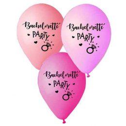 Μπαλόνι τυπωμένο Bachelorette Party (3 χρωμ)