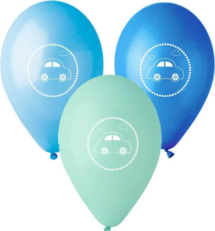 """12"""" Μπαλόνι τυπωμένο Σκαραβαίος"""