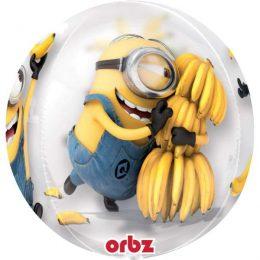 Μπαλόνι Minions Despicable me ORBZ 40 εκ