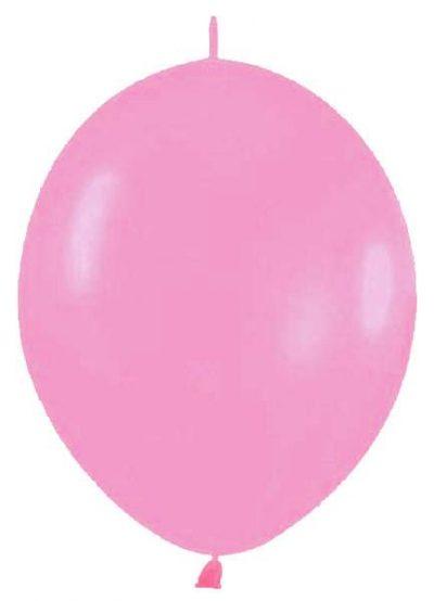 Ροζέ μπαλόνι Link με ουρίτσα