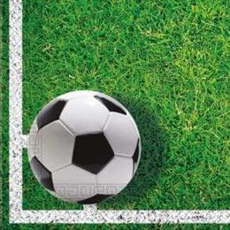 Χαρτοπετσέτες μπάλα Ποδοσφαίρου (20 τεμ)