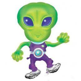 Μπαλόνι εξωγήινος που χορεύει 111 εκ