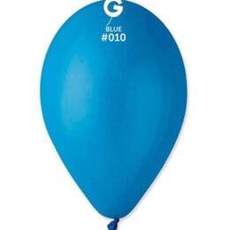 12″ μπλε λάτεξ μπαλόνι