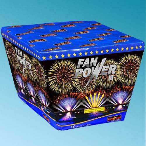 Πυροτεχνήματα 40 βολών Fan Power