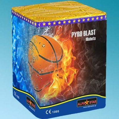 Πυροτεχνήματα 16 βολών Pyro Blast