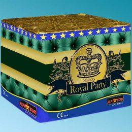 Πυροτεχνήματα 36 βολών Royal Party