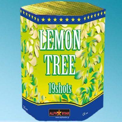 Πυροτεχνήματα 19 βολών Lemon Tree