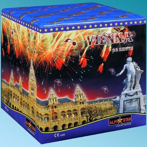 Πυροτεχνήματα 36 βολές Vienna