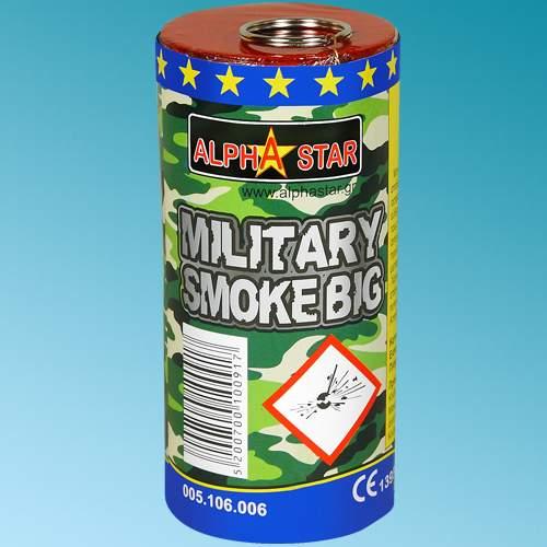 Καπνογόνο πράσινο πυροτέχνημα