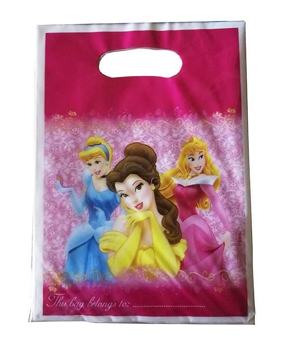 Τσαντούλες πάρτυ Princess Disney (6 τεμ)