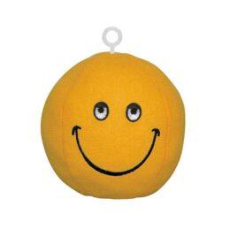 Βαρίδιο πορτοκαλί Smile Face για μπαλόνια