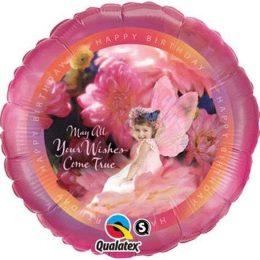 Μπαλόνι Birthday Wishes Come True 45 εκ
