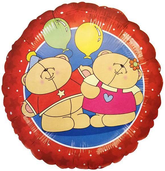 Μπαλόνι για γενέθλια Forever Friends πάρτυ