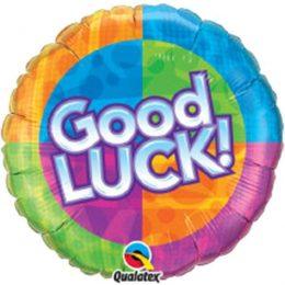 Μπαλόνι Good Luck πολύχρωμο45εκ