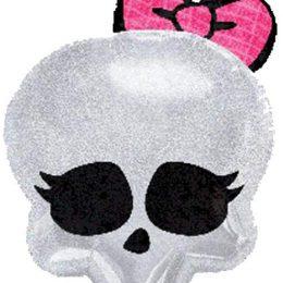 Μπαλόνι Monster High νεκροκεφαλή 45 εκ