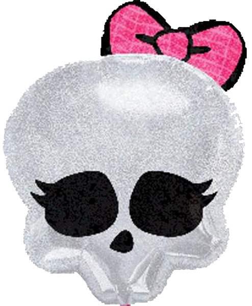 Μπαλόνι Monster High νεκροκεφαλή
