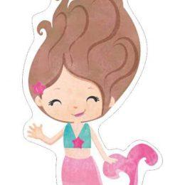 Διακοσμητική φιγούρα happy Mermaid