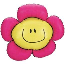 Μπαλόνι χαρούμενο Λουλούδι 96 εκ