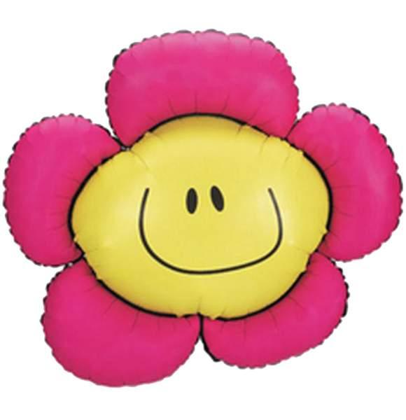 Μπαλόνι χαρούμενο Λουλούδι