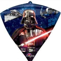 Mπαλόνι 3D διαμάντι Star Wars 43 εκ
