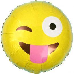 Μπαλόνι emoji γλώσσα 45 εκ