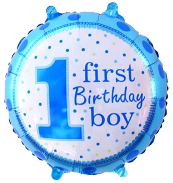 Μπαλόνι για γενέθλια 1st Birthday Boy