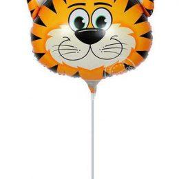 Μπαλόνι με καλαμάκι Τίγρης 41 εκ