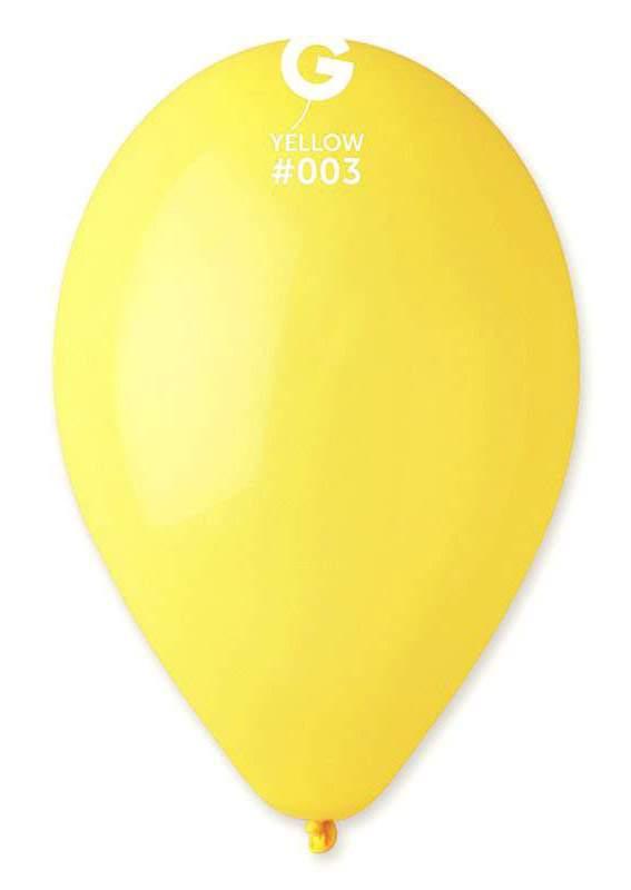 """13"""" Κίτρινο goldenrod λάτεξ μπαλόνι"""