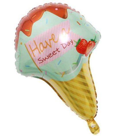 Μπαλόνι βεραμάν παγωτό 'Have a sweet Day' 68 εκ