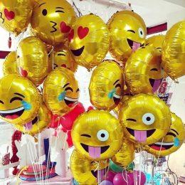 Μπαλόνι Emoji Ματάκι