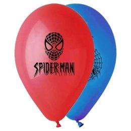 """12"""" Μπαλόνι τυπωμένο Spiderman"""