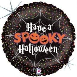 Μπαλόνι Spooky Halloween 45 εκ