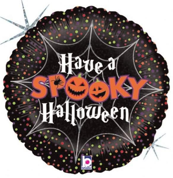 Μπαλόνι spooky Halloween
