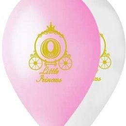 12″ Μπαλόνι τυπωμένο χρυσή Άμαξα