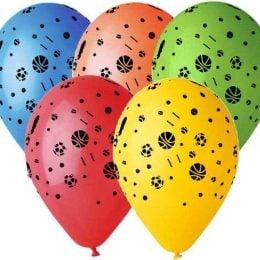 12″ Μπαλόνι τυπωμένο Μπάλες