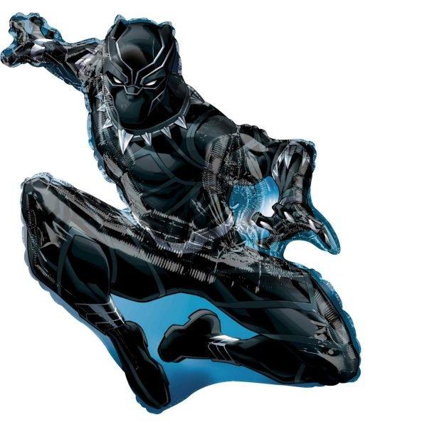Μπαλόνι Black Panther Avengers