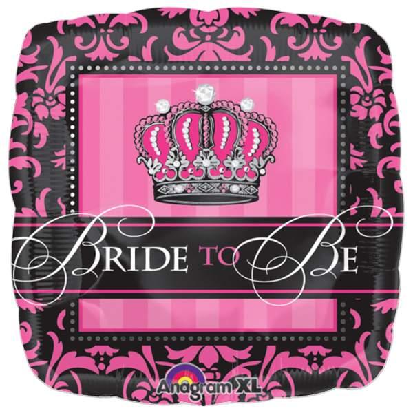 Μπαλόνι κορώνα Bride to Be 45 εκ