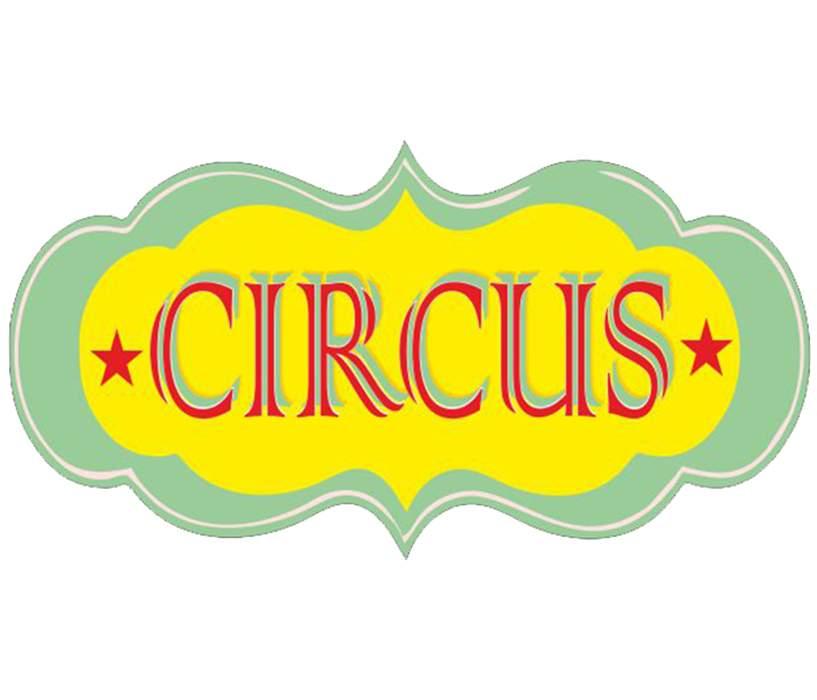 Διακοσμητική φιγούρα Circus