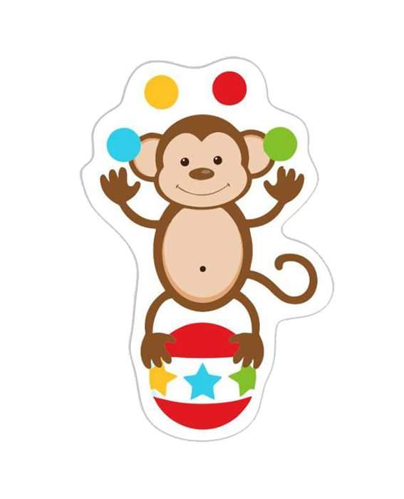 Διακοσμητική φιγούρα Circus μαϊμού