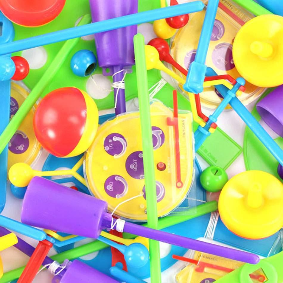 Σετ παιχνιδιών για γέμισμα πινιάτας (48 τεμ)