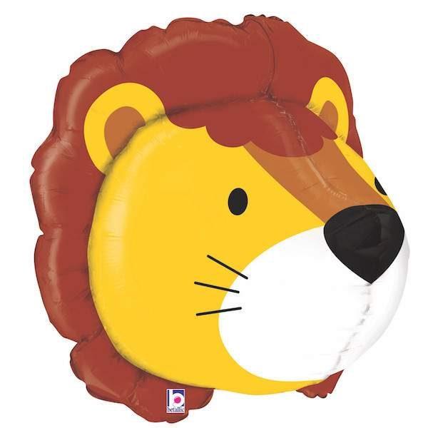 Μπαλόνι Λιονταράκι τρισδιάστατο