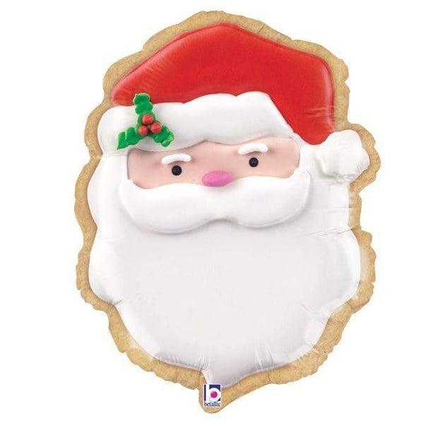 Μπαλόνι Άγιος Βασίλης μπισκοτάκι