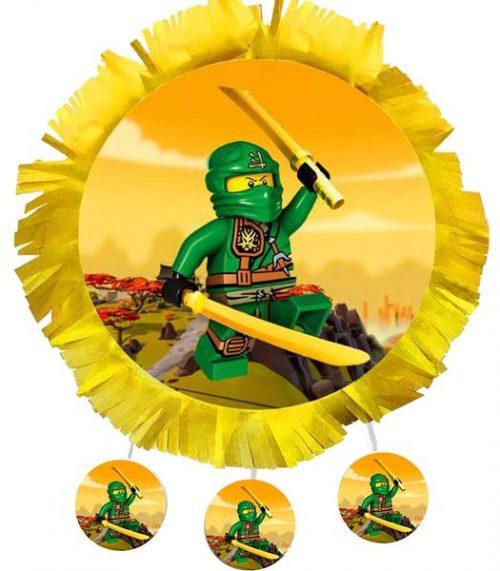 Πινιάτα Lego Ninjago