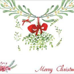 Σουπλά τραπεζιού Merry Christmas
