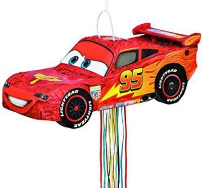 Πινιάτα πάρτυ Κεραυνός McQueen Cars