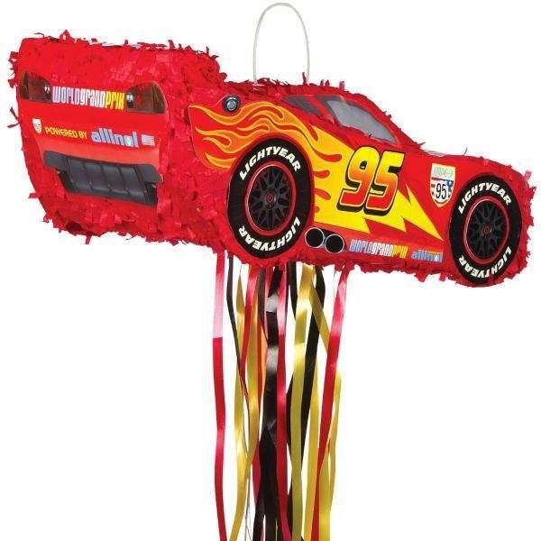 Πινιάτα για πάρτυ Κεραυνός McQueen Cars