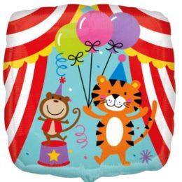 Μπαλόνι ζωάκια Circus 43 εκ